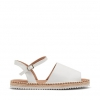 CELE FLATS IN WHITE