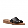 RENA FLATS IN BLACK