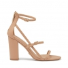 LESHA  SANDALS IN BUFF