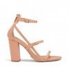 LESHA  SANDALS IN PEACH
