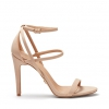 MADNESS  SANDALS IN NUDE