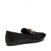 CABBANA FLATS IN BLACK