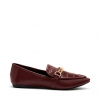 CABBANA FLATS IN BURGUNDY