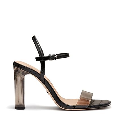 nyomi strappy  high heel  novo shoes
