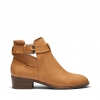 DELRAY BOOTS IN CAMEL