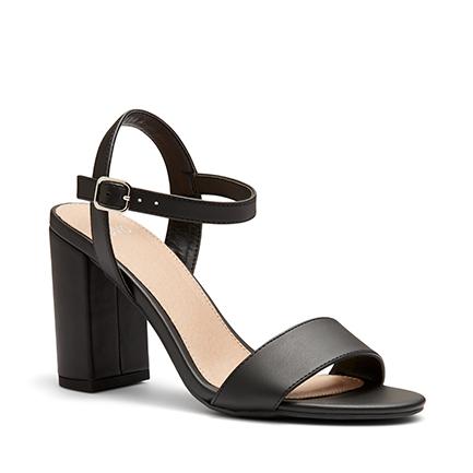 mills strappy  high heel  novo shoes