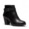 JAZ BOOTS IN BLACK