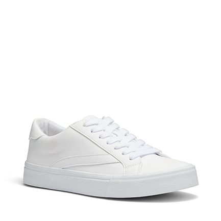 CRECY SNEAKERS IN WHITE