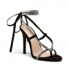 ZORPA HEELS IN BLACK