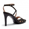 ZAALIA HEELS IN BLACK