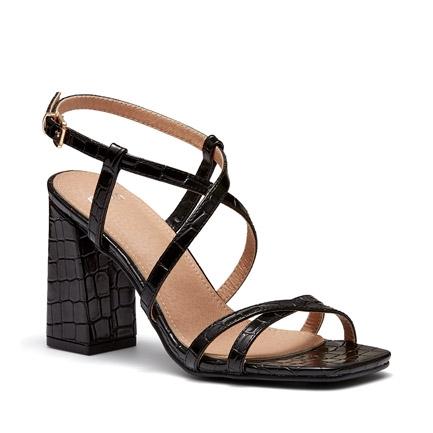 zafira strappy  high heel  novo shoes