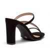 ZAKLINA HEELS IN BLACK