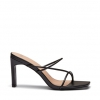 ZANITH HEELS IN BLACK