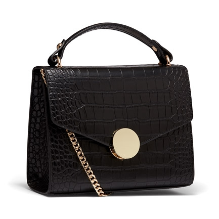 AMBITIOUS BAG IN BLACK