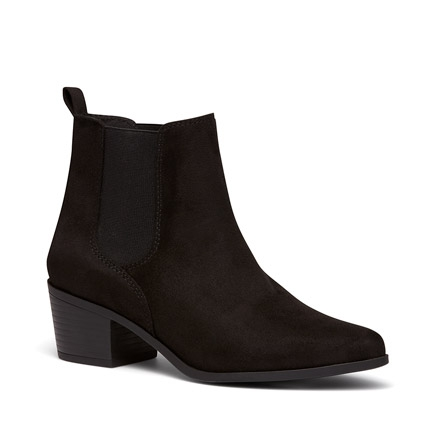DISH BOOTS IN BLACK