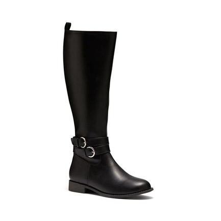 JANGLE BOOTS IN BLACK