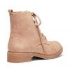 KAITLYNN BOOTS IN ALMOND