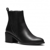 DISK BOOTS IN BLACK