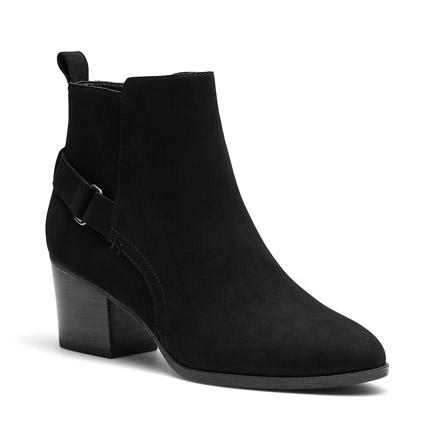 JEDDA BOOTS IN BLACK