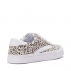CRECY SNEAKERS IN WHITE SPOT