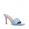 ZUGLO HEELS IN SOFT BLUE