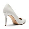 IMPOSSIBLE HEELS IN WHITE