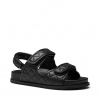 ZANAC SANDALS IN BLACK
