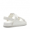 ZANAC SANDALS IN WHITE