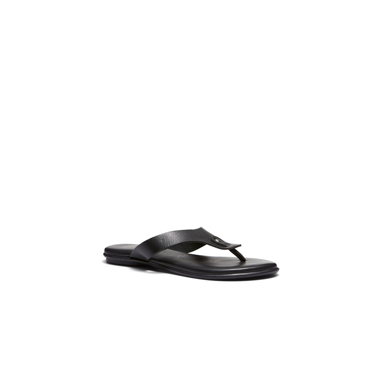 SPECIAL SANDALS IN BLACK