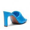 ZALU HEELS IN BLUE