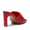 ZALU HEELS IN RED