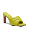 ZALU HEELS IN LIME