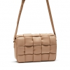 AWESOME CROSS BODY BAG IN NUDE