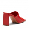 ZALA  SANDALS IN RED