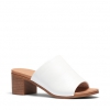 FUSSY MULES IN WHITE