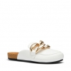 ZEALAND LOAFERS IN WHITE