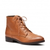 DENHAM BOOTS IN TAN