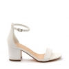 USHAA  SANDALS IN WHITE