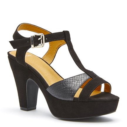 high heels  black heels  stilettos  platforms  novo