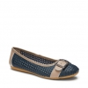 DOLCE  CASUAL IN NAVY/TAN