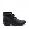 DRAIKON  BOOTS IN BLACK