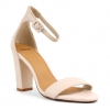 LORA  SANDALS IN NUDE