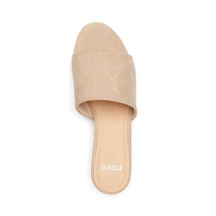 KRISTY Strappy Low Heel   Women's Shoes Online   Novo