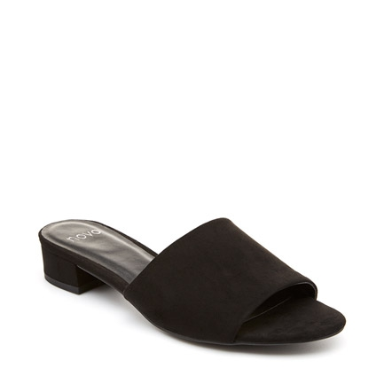KRISTY Strappy Low Heel | Women's Shoes Online | Novo