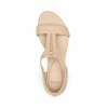 THELMER  SANDALS IN NUDE