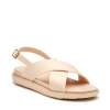TYCO  SANDALS IN NUDE