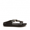 SADIRA FLATS IN BLACK
