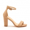 LORA  SANDALS IN CAMEL