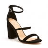 MONTAGUE HEELS IN BLACK