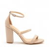 MONTAGUE HEELS IN NUDE